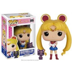 Figurine Pop SAILOR MOON - Sailor Moon et Luna