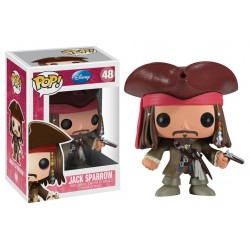 Figurine Pop JACK SPARROW