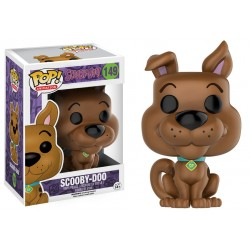 Figurine Pop SCOOBY DOO - Scooby