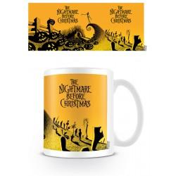 Mug NIGHTMARE BEFORE CHRISTMAS - Graveyard Scene