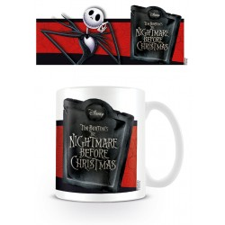 Mug NIGHTMARE BEFORE CHRISTMAS - Jack Banner
