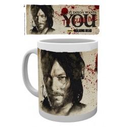 Mug THE WALKING DEAD - Daryl Needs You