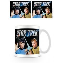 Mug STAR TREK - Kirk & Spock