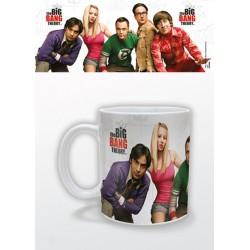 Mug THE BIG BANG THEORY - Casting