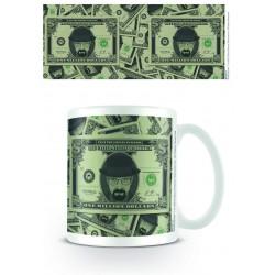 Mug BREAKING BAD - Heisenberg Dollar