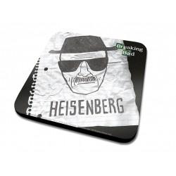 Sous verre BREAKING BAD - Heisenberg