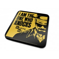 Sous verre BREAKING BAD - I'm The One Who Knocks