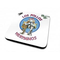 Sous verre BREAKING BAD - Los Pollos Hermanos