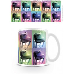 Mug DOCTOR WHO - Tardis (Couleur)