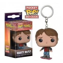 Pocket Pop Retour vers le futur - Marty sur Hoverboard