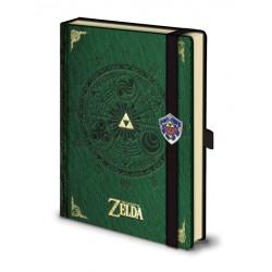 Notebook A5 Premium THE LEGEND OF ZELDA