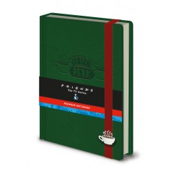 Notebook A5 Premium FRIENDS - Central Perk