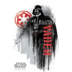 Poster Maxi STAR WARS ROGUE ONE - Dark Vador