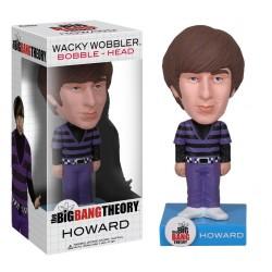 Figurine Bobble-Head BIG BANG THEORY - Howard