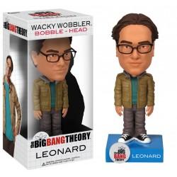 Figurine Bobble-Head BIG BANG THEORY - Leonard