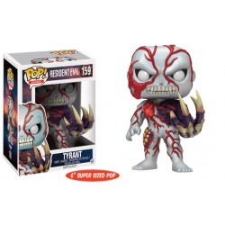 Figurine Pop RESIDENT EVIL - Tyrant