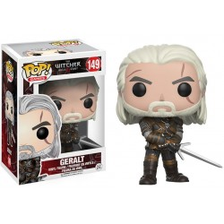 Figurine Pop THE WITCHER - Geralt
