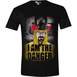 T-Shirt BREAKING BAD - I Am The Danger