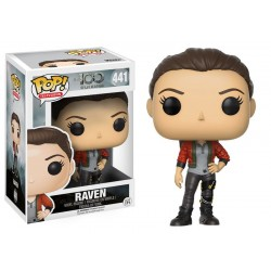 Figurine Pop LES 100 - Raven