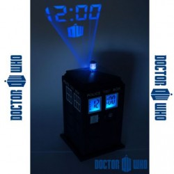 Réveil DOCTOR WHO - Tardis
