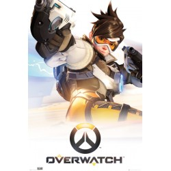 Maxi Poster OVERWATCH - Tracer