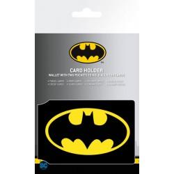 Porte carte BATMAN - Logo