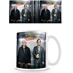 Mug BETTER CALL SAUL - Ascenseur