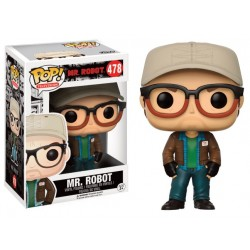 Figurine Pop Mr. Robot - Mr Robot