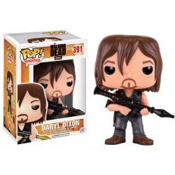 Figurine Pop Walking Dead - Daryl Dixon Lance Rocket