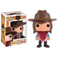 Figurine Pop Walking Dead - Carl Grimes Bloody Poncho