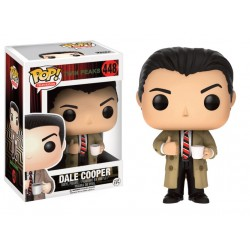 Figurine Pop Twin Peaks - Dale Cooper