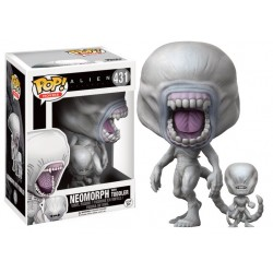 Figurine Pop ALIEN Covenant - Neomorph With Toddler