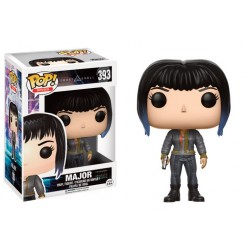 Figurine Pop GHOST IN THE SHELL - Major avec Bomber Exclu