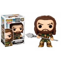 Figurine Pop JUSTICE LEAGUE - Aquaman