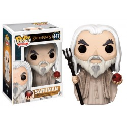 Figurine Pop SEIGNEUR DES ANNEAUX - Saruman