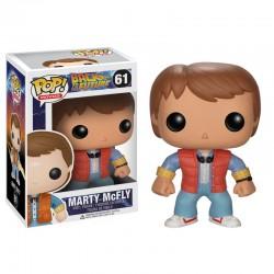 Figurine Pop RETOUR VERS LE FUTUR - Marty McFly