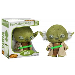 Peluche Fabrikations STAR WARS - Yoda