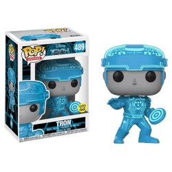 Figurine Pop TRON - Tron Exclu
