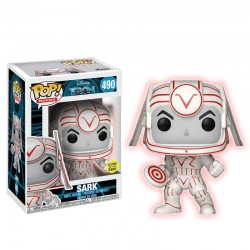 Figurine Pop TRON - Sark Exclu Glow In The Dark
