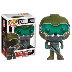 Figurine Pop DOOM - Space Marine