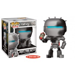 Figurine Pop FALLOUT 4  - Liberty Prime Battle Exclu
