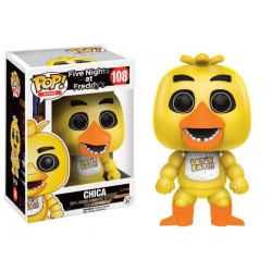 Figurine Pop FIVE NIGHTS AT FREDDY'S - Chica