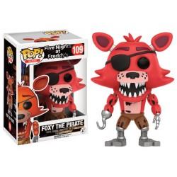 Figurine Pop FIVE NIGHTS AT FREDDY'S - Foxy The Pirate