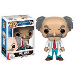 Figurine Pop MEGAMAN - Dr Wily
