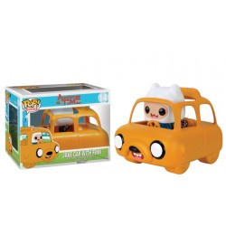 Figurine Pop ADVENTURE TIME - Jack Car With Finn