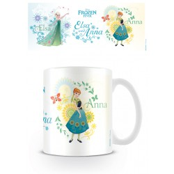 Mug LA REINE DES NEIGES - Elsa & Anna