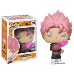 Figurine Pop DRAGON BALL Z - Son Goku Super Saiyan Rose Exclu