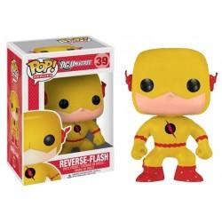 Figurine Pop DC UNIVERSE - Reverse Flash Exclu