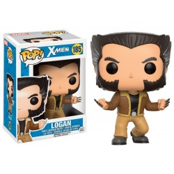 Figurine Pop MARVEL X-MEN - Logan