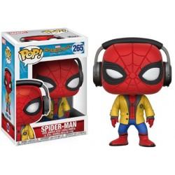 Figurine Pop SPIDER MAN HOMECOMING - Spider Man with Headphones